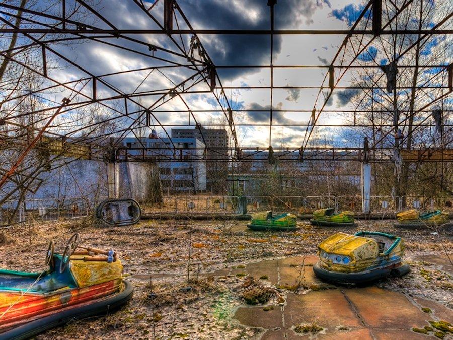 Prypiat-Amusement-Park